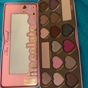 Two face make up pallet